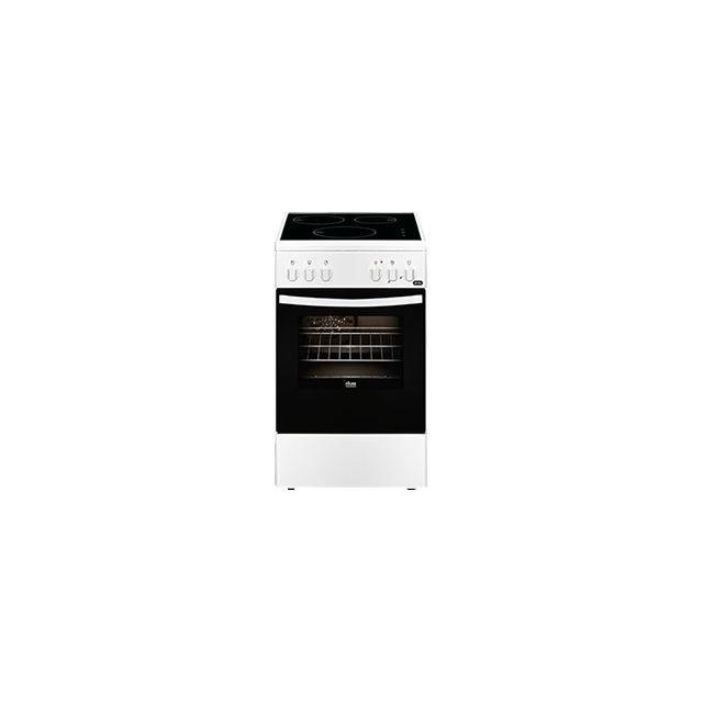 8c2cd3011df882 Faure - Cuisiniere Induction Fci5520CWA Achat   Vente Cuisinière pas cher -  RueDuCommerce
