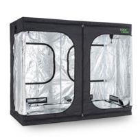 ONECONCEPT - Eden Grow XL Chambre culture hydroponique indoor tente 240x200x120cm