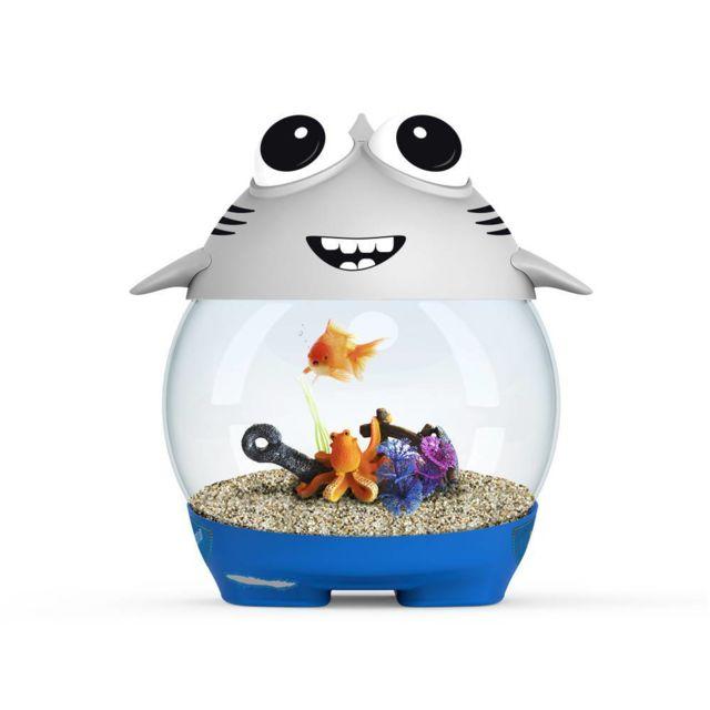 Aquarium MyShark Kid 7.5L + Filtre - Ciano