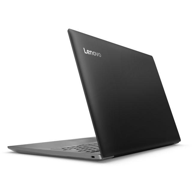 LENOVO - IdeaPad 320-15AST - Noir