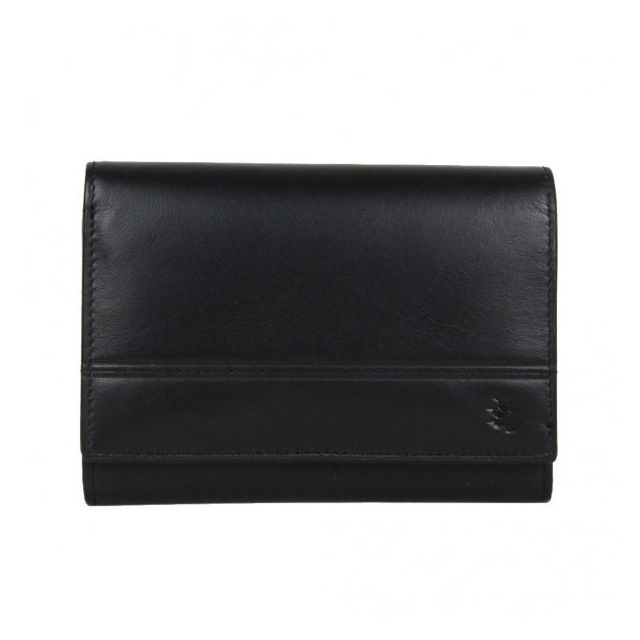Null - Porte monnaie femme avec fermoir cuir