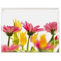 EMSA - plateau mélamine 50x37cm motif summerflowers - 506931