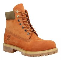Timberland - 6in Premium velours-41-Gourd