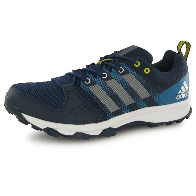 buy online cf95f c8d25 Adidas performance - Galaxy Trail bleu, chaussures de running homme