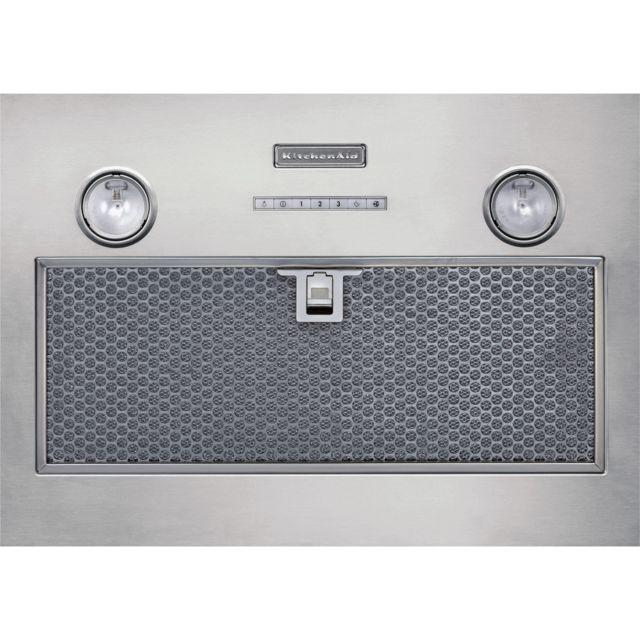 Kitchenaid Hotte Groupe filtrant encastrable Kebes60010 669m3/h