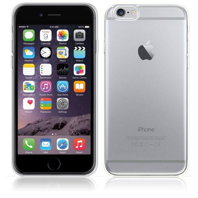 coque iphone 6 silicone transparente