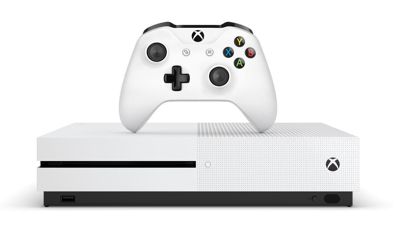 Console Xbox One S 500 Go
