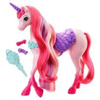 Mattel - Barbie - Licorne chevelure magique pour Barbie