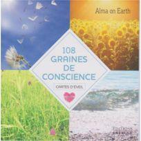 Exergue - 108 graines de conscience ; cartes d'éveil ; coffret