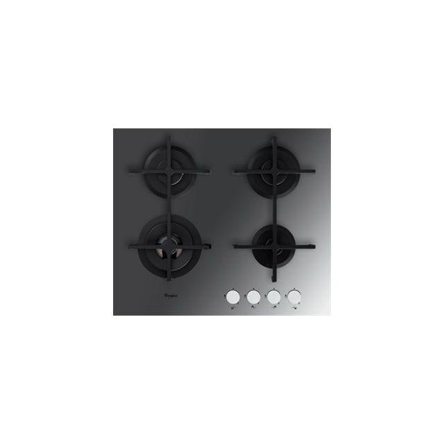 Table De Cuisson Gaz 60cm 4 Feux Miroir Akt7000mr
