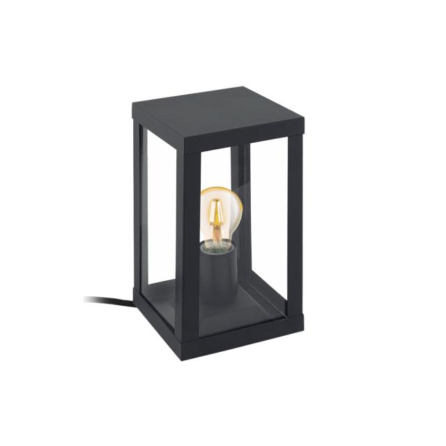 lampe lalys eglo verre transparent 33 w vendu par leroy merlin 1378441. Black Bedroom Furniture Sets. Home Design Ideas