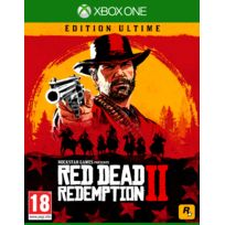 Rockstar Games - Red Dead Redemption 2 Édition Ultime - Jeu Xbox One