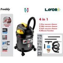 Lavor - Aspirateur 4 en 1 cendre, poussière,eau et fonction soufflerie, 1000W 20L 35L/s - Freddy