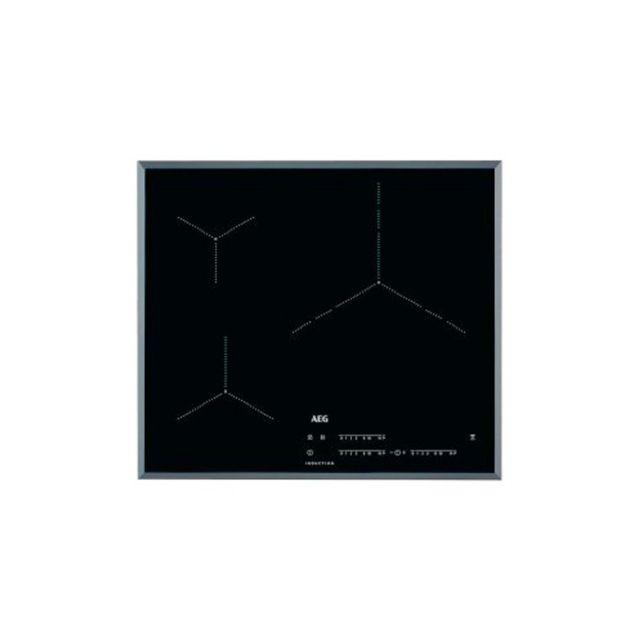 Aeg Plaques Flexinduction Ikb63435FB 60 cm Noir 6 zones de cuisson