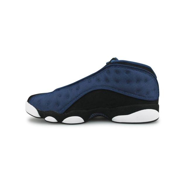 Nike Air Jordan 13 Retro Low Bleu 310810 407 pas cher