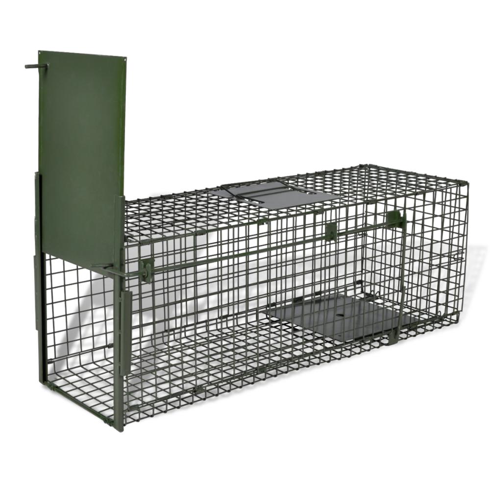 Vidaxl - Cage piège pour animaux une entrée anti rongeur