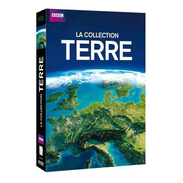 Koba Films Video Coffret Collection Terre 3 documentaires Dvd