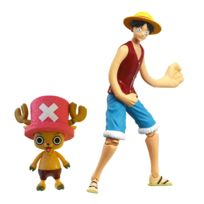 Obyz - Figurines One Piece : Luffy et Chopper
