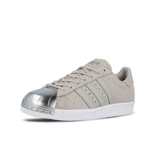 Adidas originals - Baskets Superstar 80s - S76711 - pas cher Achat   Vente Baskets  femme - RueDuCommerce b0d8089656ee