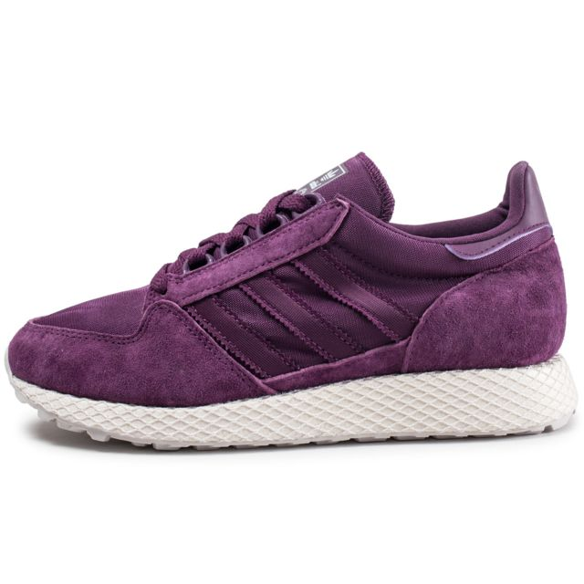 utterly stylish great prices new collection Adidas originals - Forest Grove Violette Femme - pas cher Achat ...
