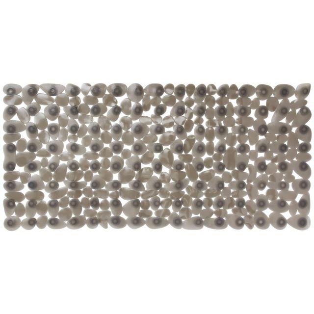 gelco tapis de bain antid rapant gris pas cher achat vente tapis de bain rueducommerce. Black Bedroom Furniture Sets. Home Design Ideas