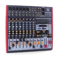 Power Dynamics - Pdm-s1203 Table de mixage 12 pistes Usb Dsp