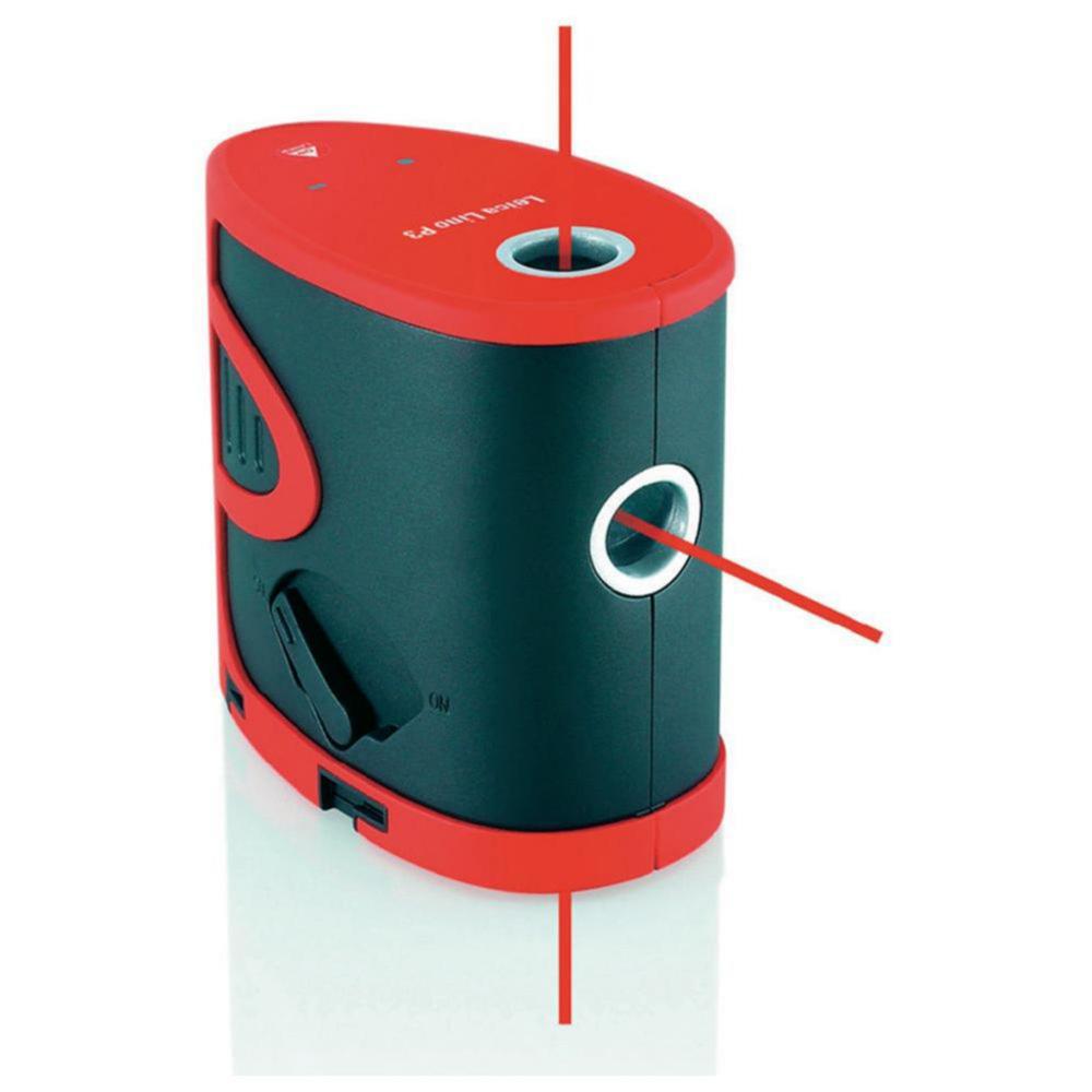 Leica - Niveau laser à 3 points Lino P3