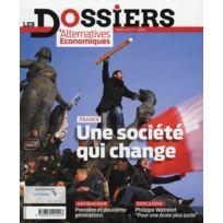 Alternatives Economiques - Les Dossiers D'N.1 ; La Sociéte Française