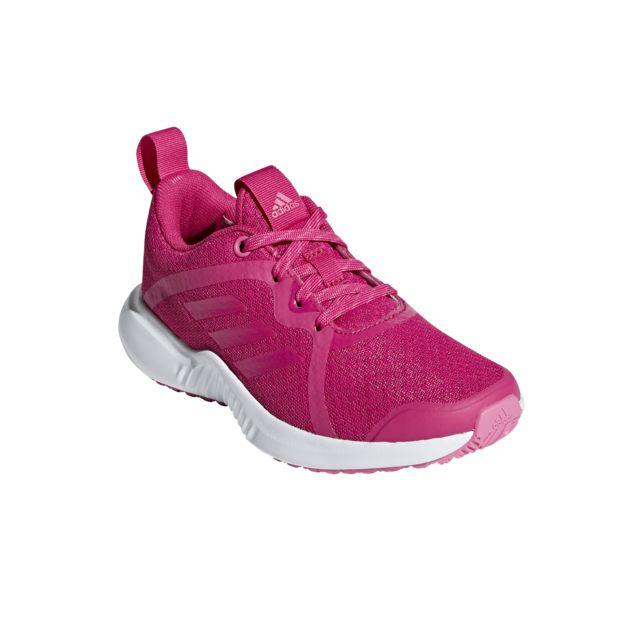 Préféré Chaussures De Sport Adidas Fortarun X Rose Kids Vente