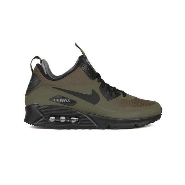 new arrivals 3005f 1a8cd Nike - Basket Air Max 90 Mid Winter - 806808-300 - pas cher Achat   Vente  Baskets homme - RueDuCommerce