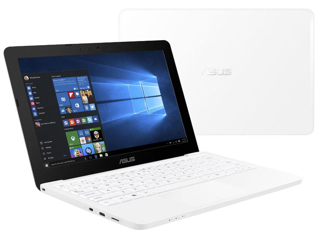 EeeBook E202SA-FD0018T - Blanc