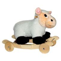 No Name - Le mouton à bascule Fonction bascule ou roulettes