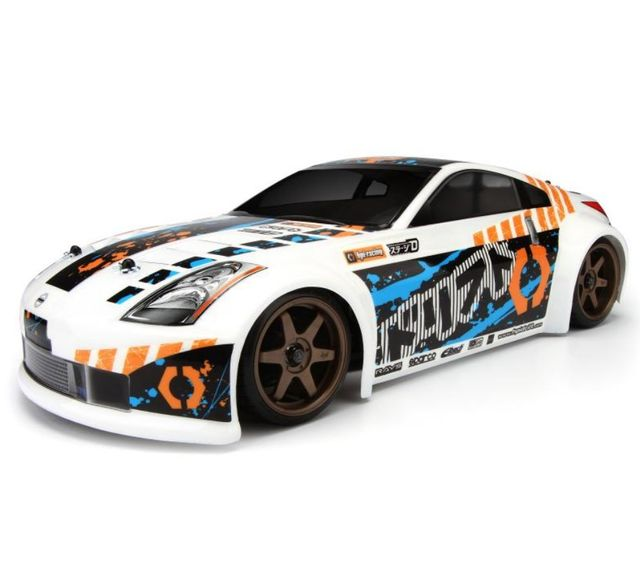 hpiracing sprint 2 drift nissan 350z pas cher achat vente voitures rc rueducommerce. Black Bedroom Furniture Sets. Home Design Ideas