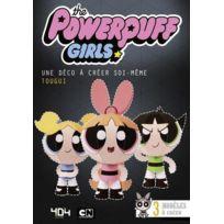 404 Editions - the Powerpuff Girls ; une déco à créer soi-même