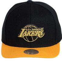 Mitchell And Ness - Casquette Baroque Eu141 Laker