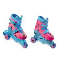 Mondo - La Reine Des Neiges Rollers évolutifs 2 en 1 Inline Skate - Taille S du 29 au 32