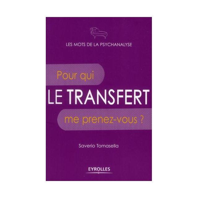 psychologie du transfert