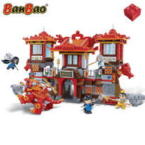 Banbao - Grand Temple 6601