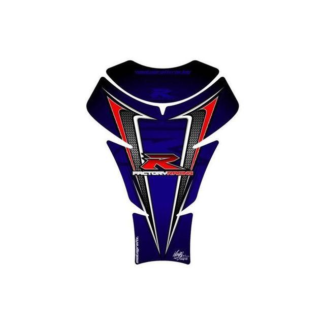 Protection Reservoir Motografix Bandit Bleu Noir Motografix