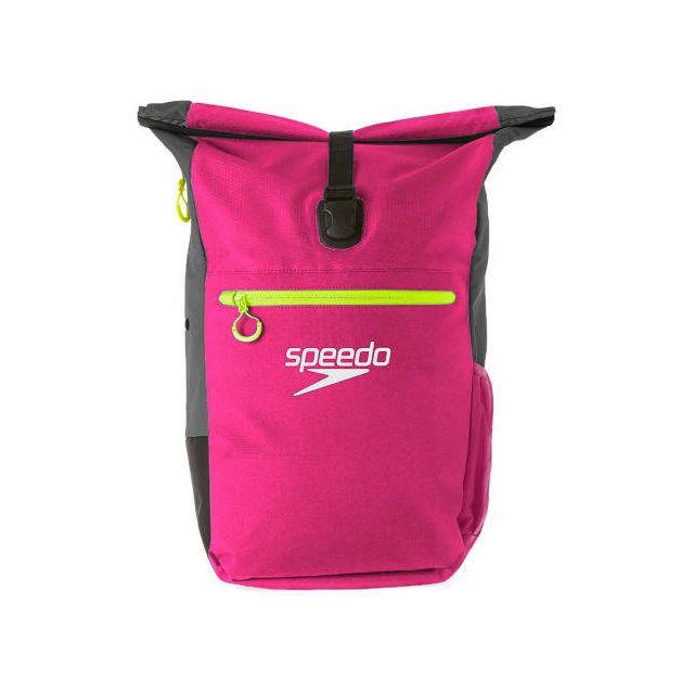 Speedo - Sac de natation Team Rucksack Iii 30 L magenta gris jaune  Multicolour - pas cher Achat   Vente Sacs de piscine - RueDuCommerce 6d6a181d433f