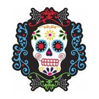Amscan International - Décoration murale Halloween fête des morts