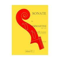 Edition Delrieu - Sonate en sol majeur pour violoncelle et piano