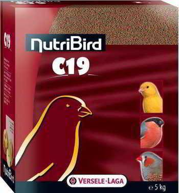 Marque Generique Nutribird C19 5Kg Versele Laga