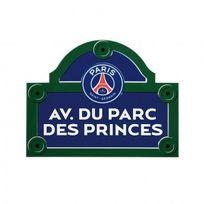 Licence Psg - Psg - Plaque de rue Av. du Parc des Princes