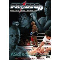 Java - Pride Grand Prix 2004 : Elimination - Dvd - Edition simple