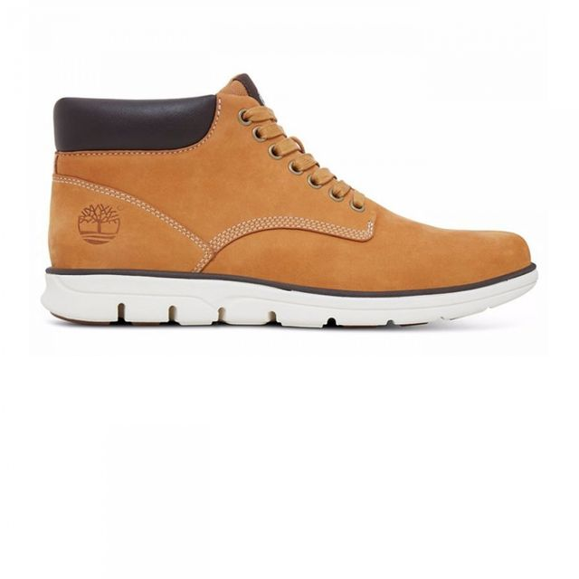 fb3315a55 Timberland - Chaussures Bradstreet Chukka Leather Wheat - pas cher ...