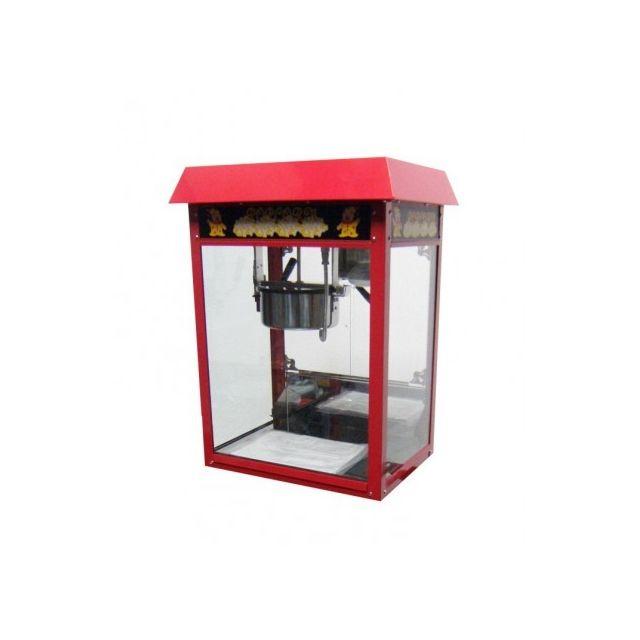 Combisteel Machine à popcorn Rouge