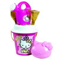 Easykado - Seau Garni Hello Kitty D 18 Cm