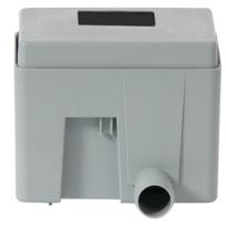 Garantia - Collecteur eau de pluie carré Gris Quattro