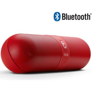 enceinte nomade 39 39 beats pill 1 0 39 39 bluetooth rouge. Black Bedroom Furniture Sets. Home Design Ideas